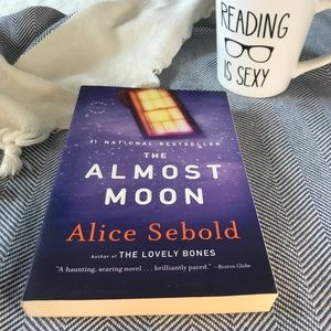 """Almost Moon"" by Alice Sebold"
